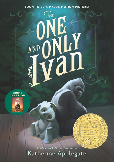 The One and Only Ivan. Katherine Applegate, Patricia Castelao