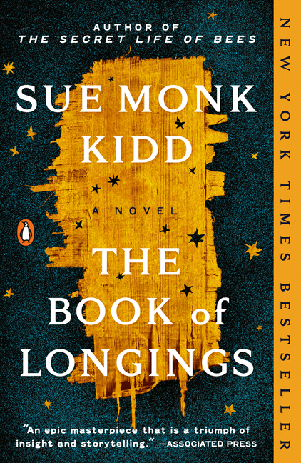 The Book of Longings. Sue Monk Kidd