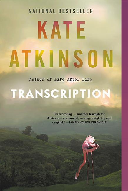 Transcription. Kate Atkinson