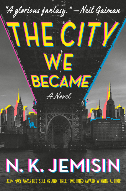 The City We Became. N. K. Jemisin