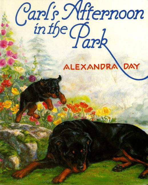 Carl's Afternoon in the Park. Alexandra Day