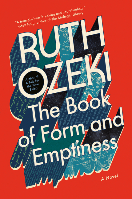 The Book of Form and Emptiness. Ruth Ozeki.