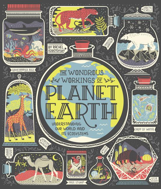 The Wondrous Workings of Planet Earth: Understanding Our World and Its Ecosystems. Rachel Ignotofsky