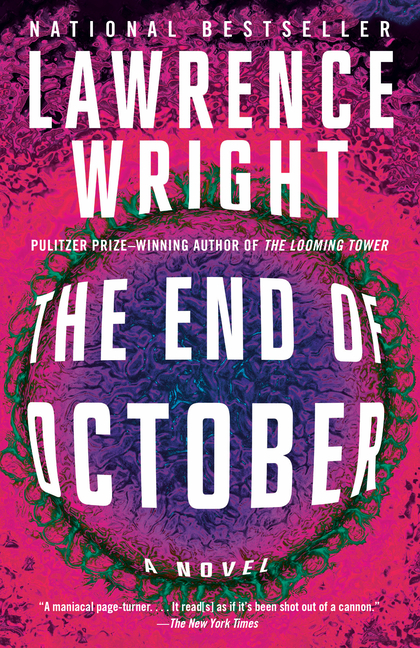 The End of October. Lawrence Wright