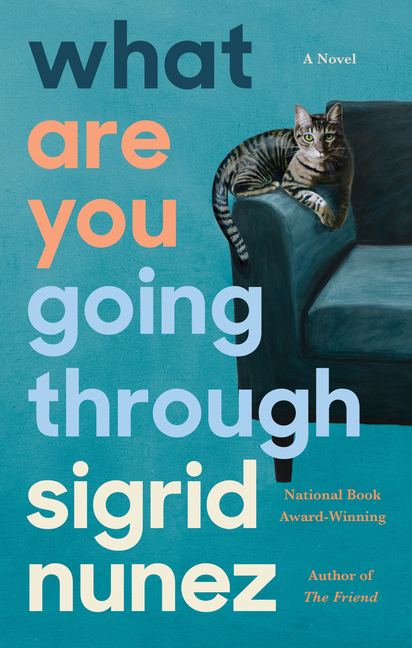 What Are You Going Through. Sigrid Nunez.
