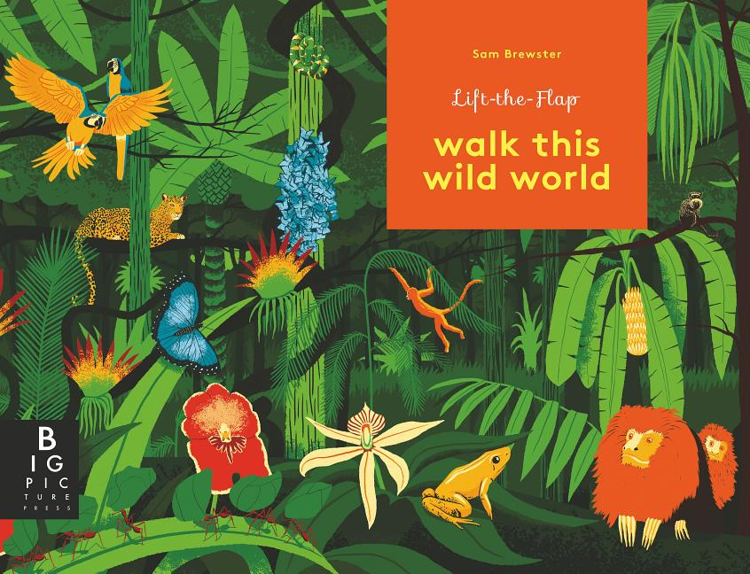 Walk This Wild World. Kate Baker, Sam Brewster