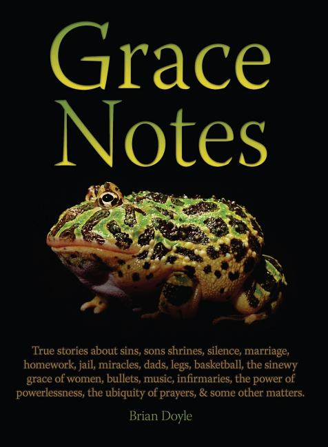Grace Notes: True Stories about Sins, Sons, Shrines, Marriage. Brian Doyle