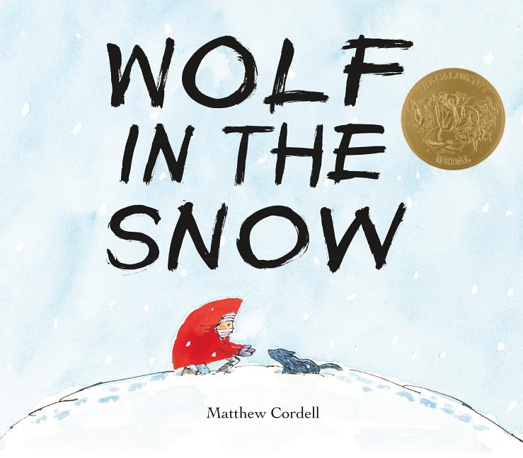 Wolf in the Snow. Matthew Cordell