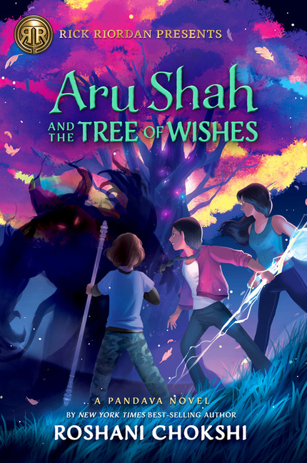 Aru Shah and the Tree of Wishes (a Pandava Novel Book 3). Roshani Chokshi