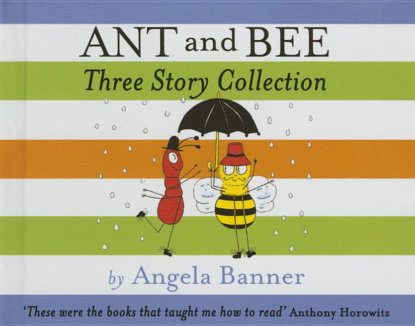Ant and Bee Three Story Collection. Angela Banner