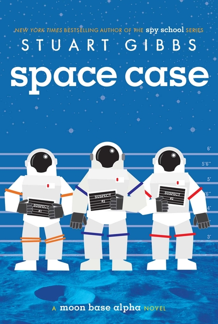 Space Case (Reprint). Stuart Gibbs