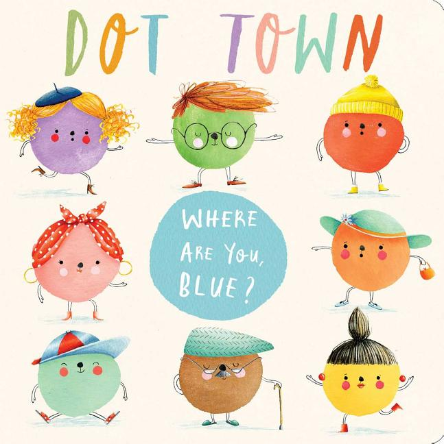 Where Are You, Blue? Sonali Fry, Holly Clifton-Brown