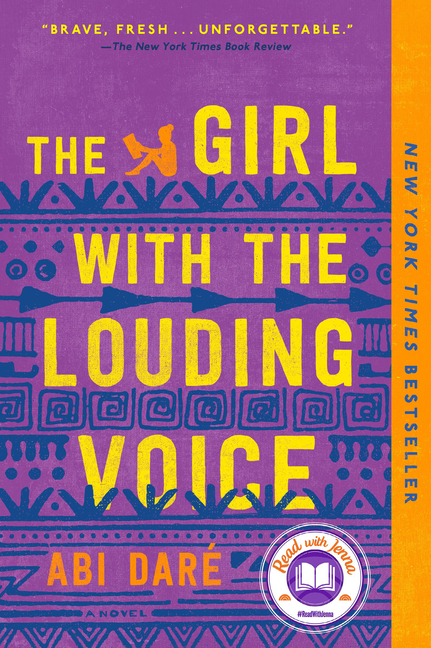 The Girl with the Louding Voice. Abi Daré.