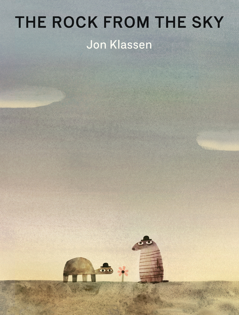 The Rock from the Sky. Jon Klassen