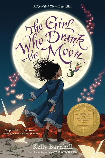 The Girl Who Drank the Moon. Kelly Barnhill