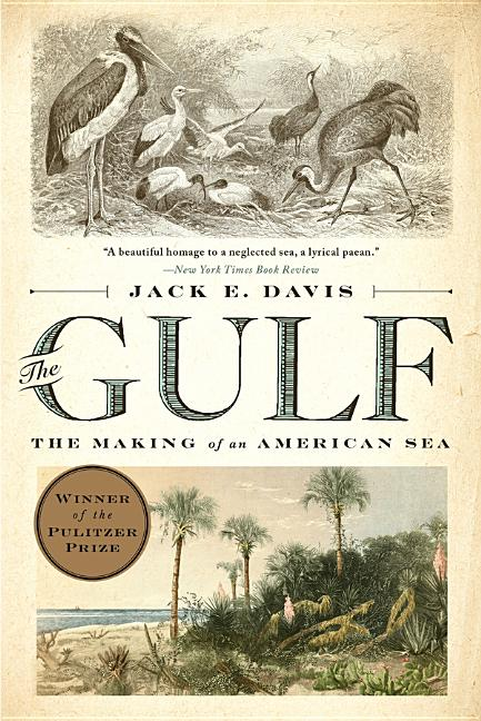 The Gulf: The Making of an American Sea. Jack E. Davis