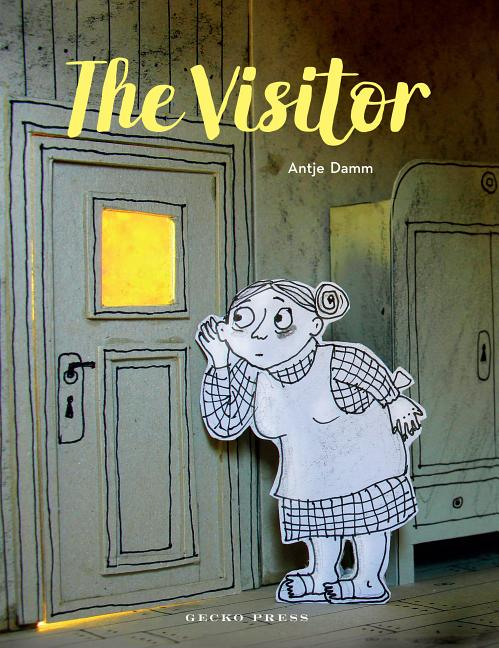 The Visitor. Antje Damm
