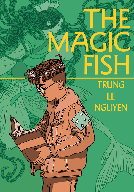 The Magic Fish. Trung Le Nguyen