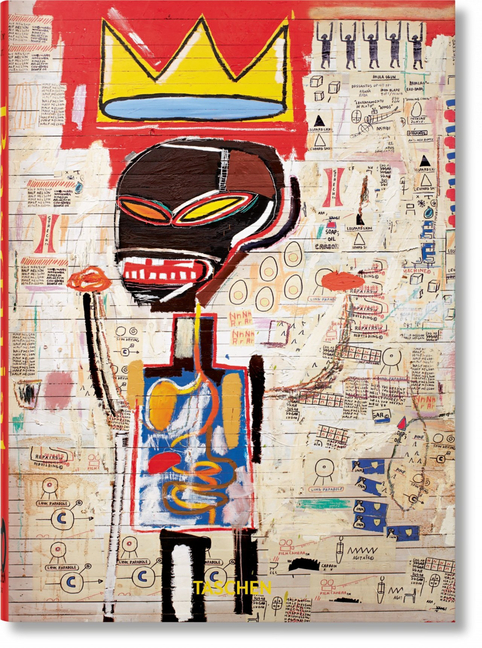 Jean-Michel Basquiat. 40th Anniversary Edition. Eleanor Nairne, Hans Werner Holzwarth