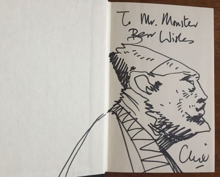 The Inhuman Condition (Signed). Clive Barker.