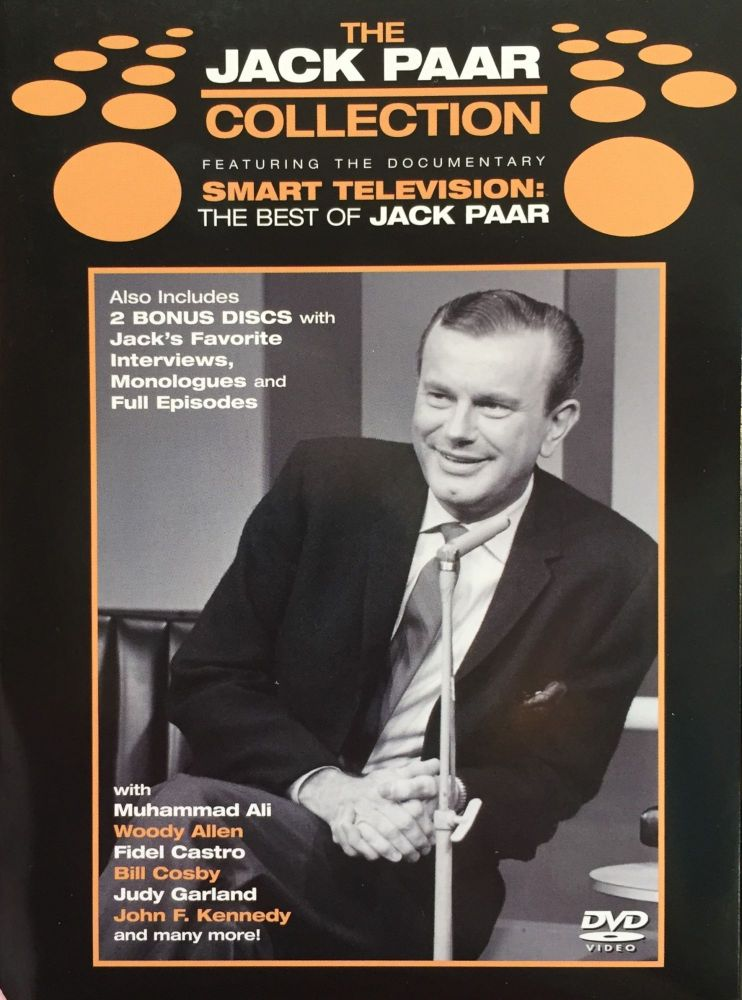 The Jack Paar Collection: Featuring the PBS Documentary Smart Television: The Best of Jack Paar & Two Bonus Discs. Jack Paar.