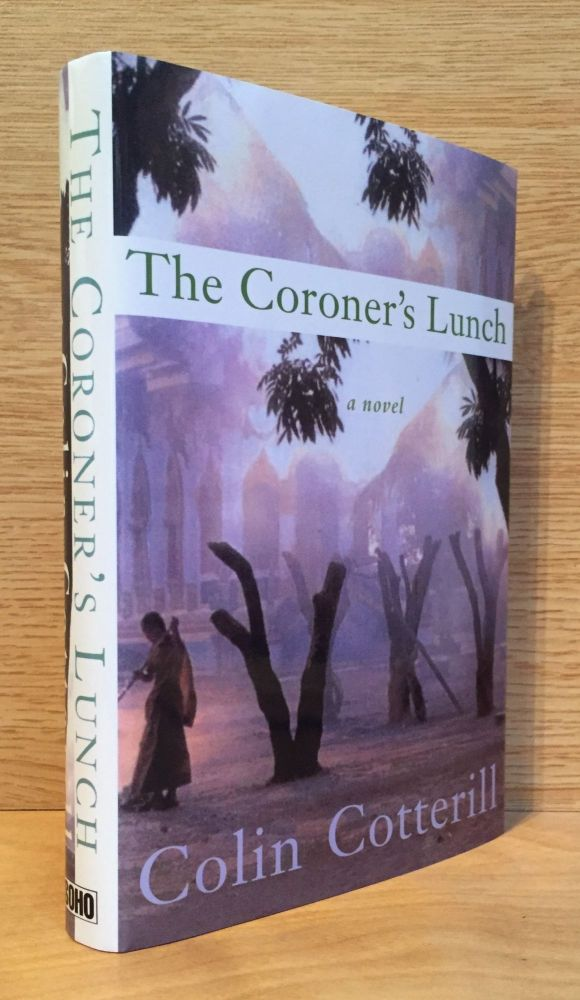 The Coroner's Lunch (Dr. Siri Palboun Mystery #1). Colin Cotterill.