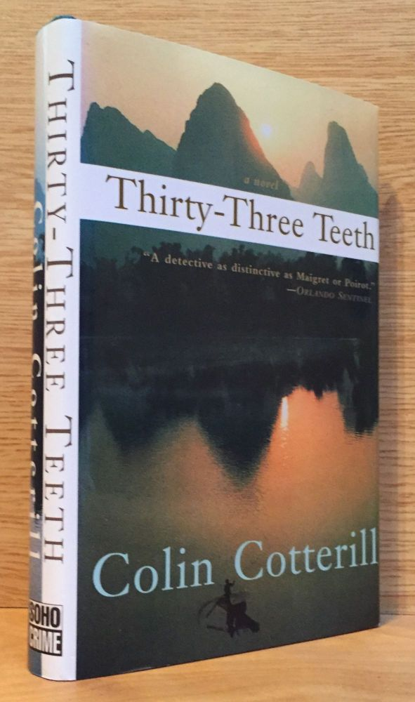 Thirty-Three Teeth (Dr. Siri Palboun Mystery #2). Colin Cotterill.