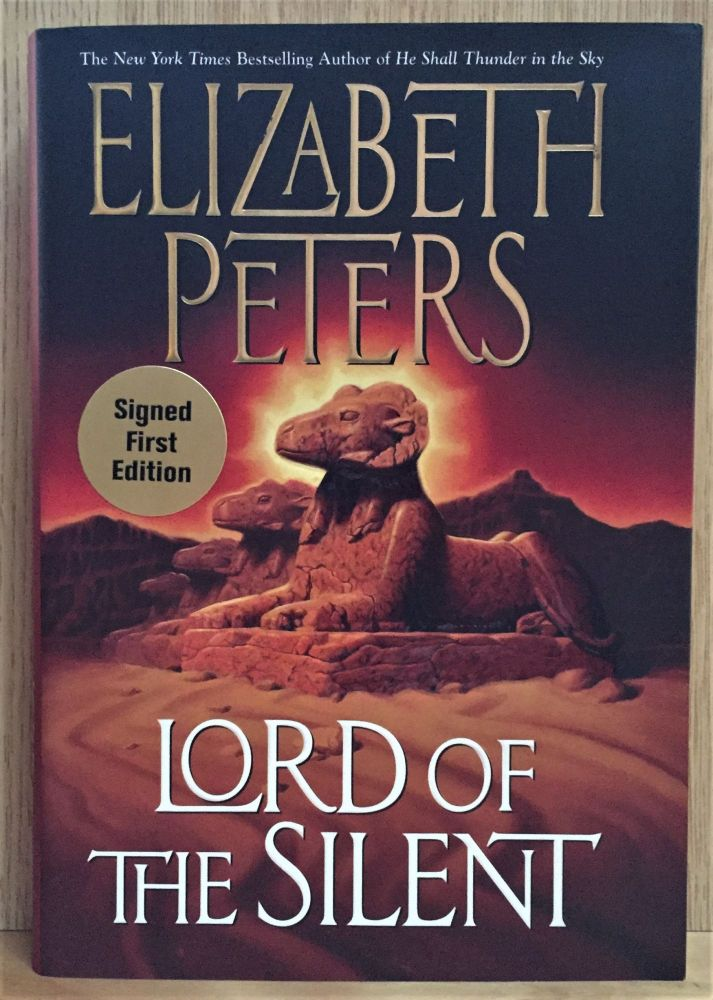 Lord of the Silent. Elizabeth Peters.
