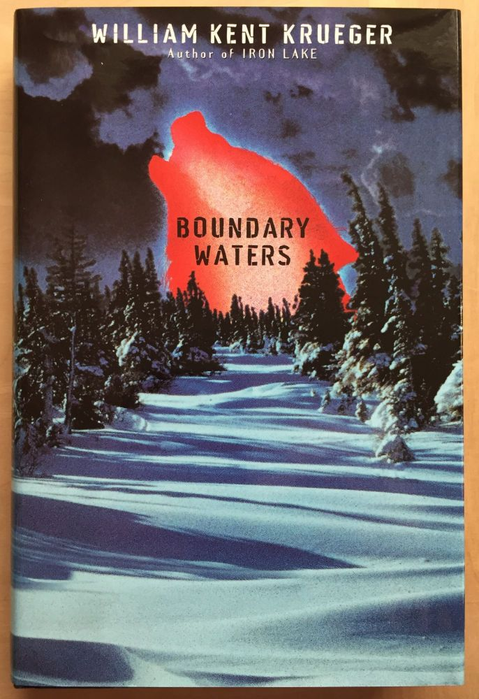 Boundary Waters: A Cork O'Connor Mystery (#2 in Series). William Kent Krueger.