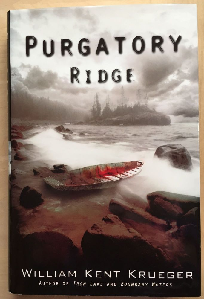 Purgatory Ridge: A Cork O'Connor Mystery (#3 in Series). William Kent Krueger.