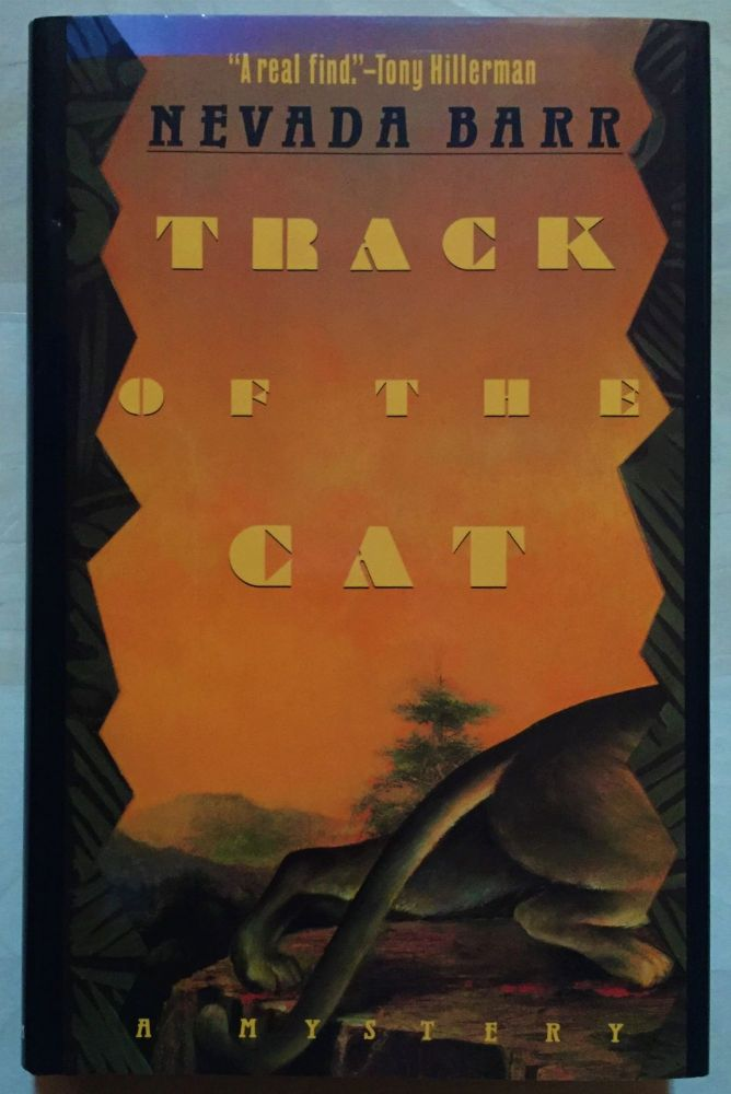 Track of the Cat. Nevada Barr.