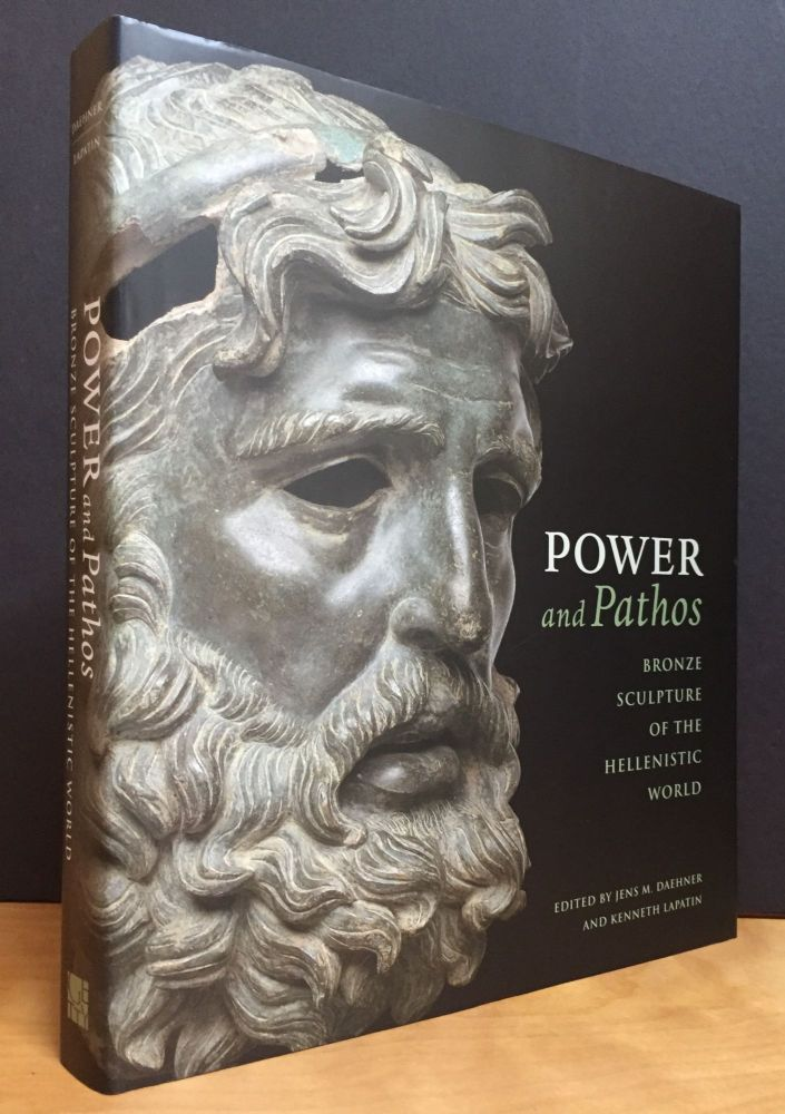 Power and Pathos: Bronze Sculpture of theHellenistic World. Jens M. Daehner, Kenneth Lapatin.