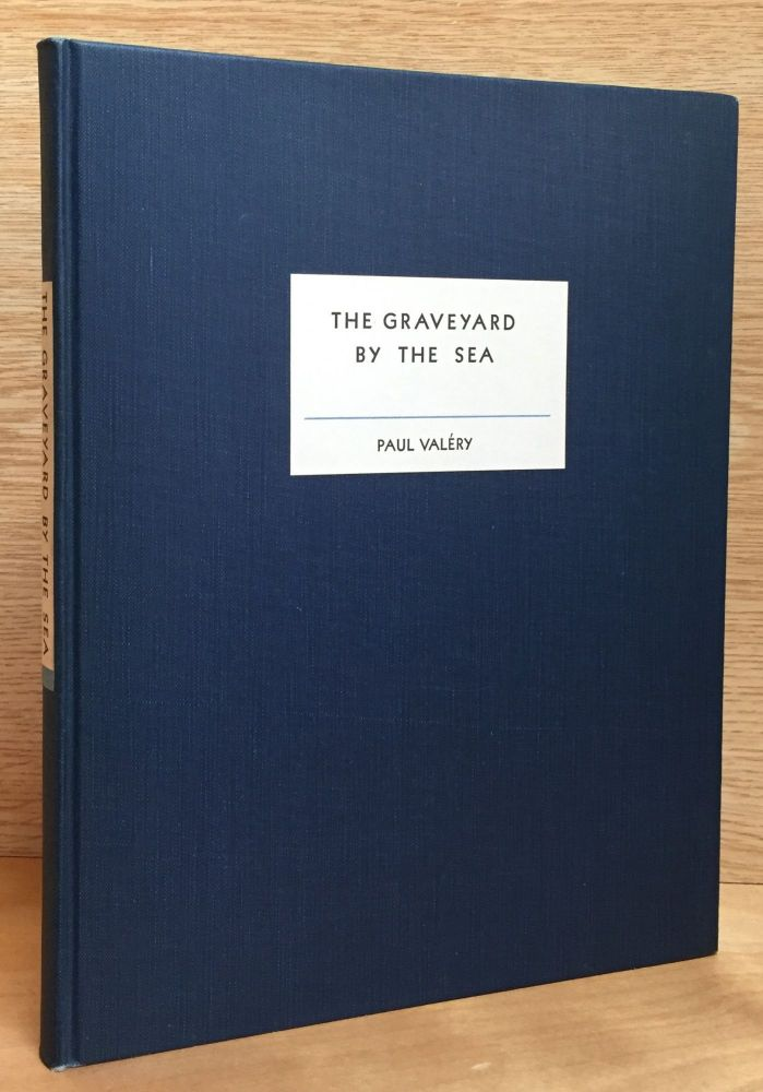The Graveyard by the Sea. English Rendering, Illustration, Paul Valery, Emlen Pope Etting.