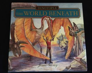 Dinotopia: The World Beneath. James Gurney
