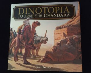 Dinotopia: Journey to Chandara. James Gurney