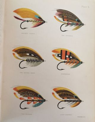 The Salmon Fly: How to Dress It and How to Use It