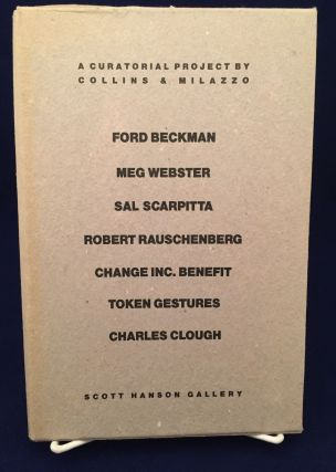 A Curatorial Project by Collins & Millazzo: Ford Beckman; Meg Webster; Sal Scarpitta; Robert...