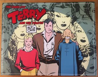 The Complete Terry and the Pirates 1937 - 1938 (Volume Two). Milton Caniff