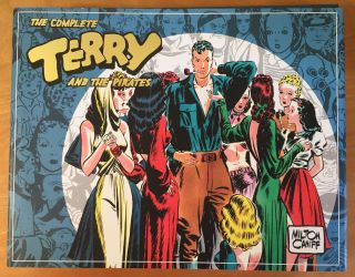 The Complete Terry and the Pirates 1939 - 1940 (Volume Three). Milton Caniff