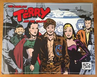 The Complete Terry and the Pirates 1945 - 1946 (Volume Six). Milton Caniff