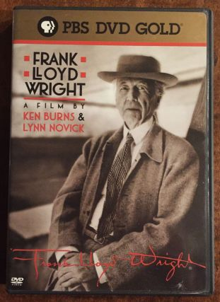 Frank Lloyd Wright. Ken Burns, Lynn Novick