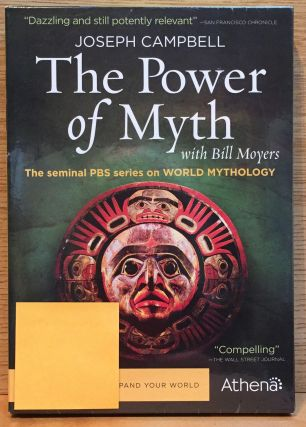 The Power of Myth with Bill Moyers: The Seminal PBS Series on World Mythology. Josephy Campbell,...
