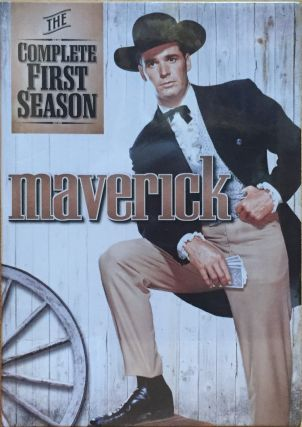 Maverick: The Complete First Season. Roy Huggins, Creator