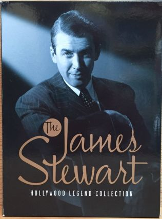 The James Stewart Hollywood Legend Collection: Vertigo / Rear Window / Harvey / Winchester '73...