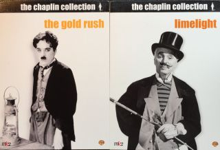 The Chaplin Collection: Modern Times, The Great Dictator, The Gold Rush, Limelight