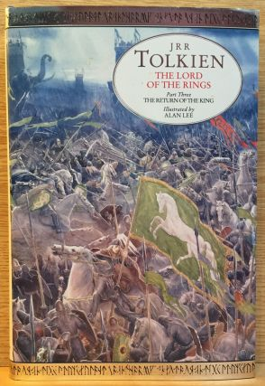 The Lord of the Rings: The Fellowship of the Ring; The Two Towers; and The Return of the King. 3 Volume Set