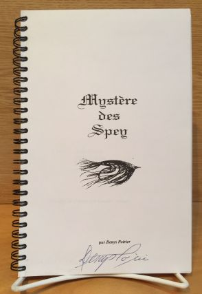 Mystere des Spey