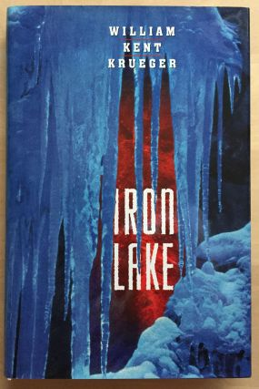 Iron Lake: A Cork O'Connor Mystery (#1 in Series). William Kent Krueger