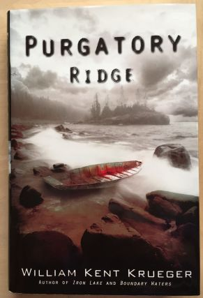 Purgatory Ridge: A Cork O'Connor Mystery (#3 in Series). William Kent Krueger