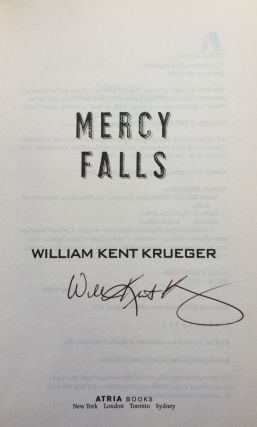 Mercy Falls (#5 in Cork O'Connor Mystery Series)